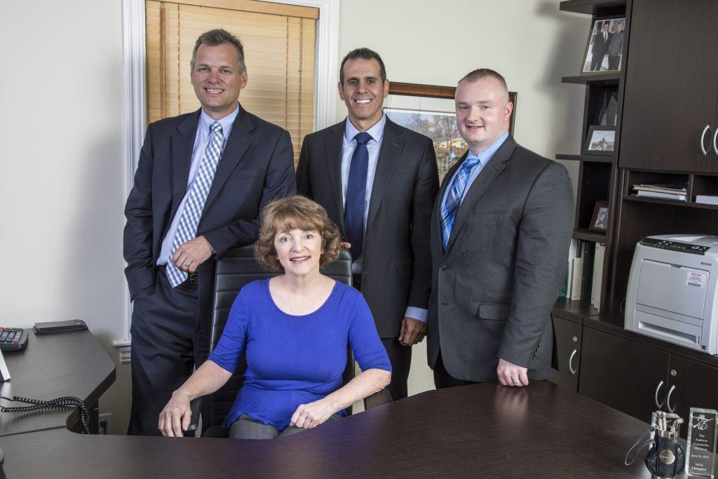 Bright Jensen Sales Team photo